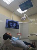 Теперь прием в стоматологическом кресле стал еще комфортнее