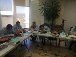 Назарян Давид Назаретович провел мастер-класс во Владивостоке для челюстно-лицевых хирургов