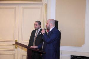 Давид Назаретович Назарян выступил с лекцией на хирургическом форуме цифровой стоматологии