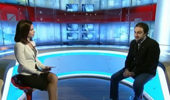 Назарян Д. Н. выступил на канале РБК