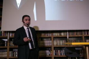 Давид Назарян — ведущий ментор на Open Days компании Altracore BioMedical