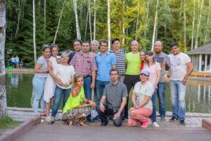 NK Nature&Knowledge — новый формат внутренней деловой конференции