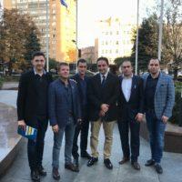 Федосов А.В. выступил с докладом по Хирургическому лечению пациентов с синдромом Игла