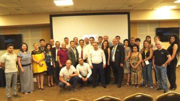 Наши специалисты провели конференцию в Ереване