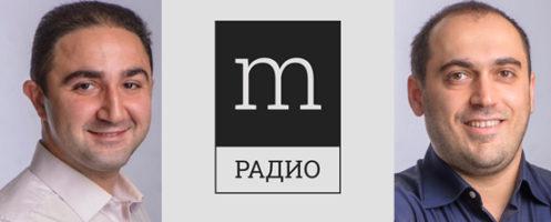 25 мая вышел в эфир 2-й выпуск авторской программы доктора Назаряна на Mediametrics.ru