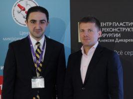 Д.Н. Назарян в Краснодаре провел «Продвинутый курс микрохирургической техники»