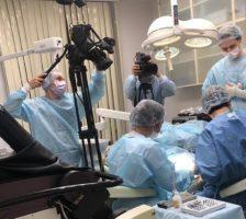 Трансляция операции в Лас-Вегас